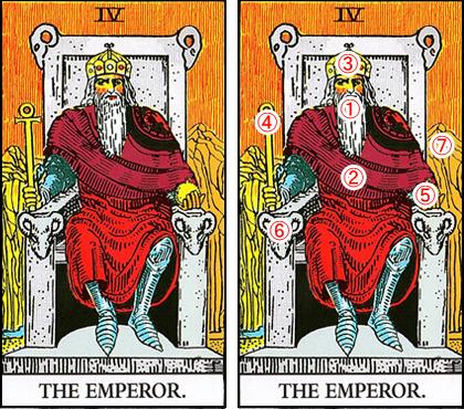 4.THE EMPEROR/皇帝