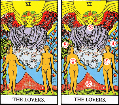 6.THE LOVERS/恋人