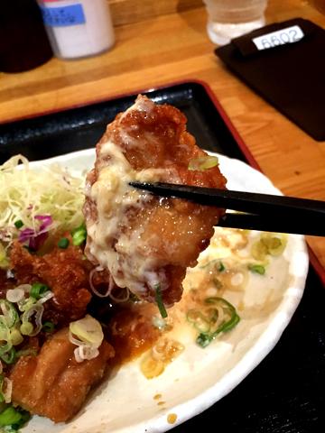 ポン酢マヨネーズ