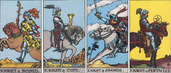 ナイト(騎士)意味